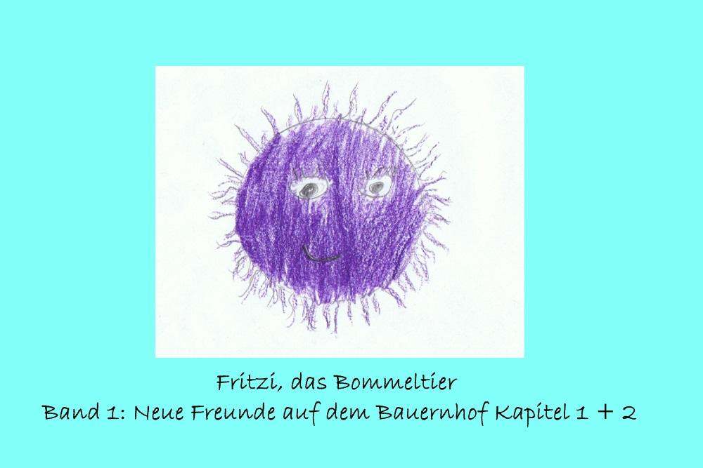 Freitextkatze - Fritzi, das Bommeltier