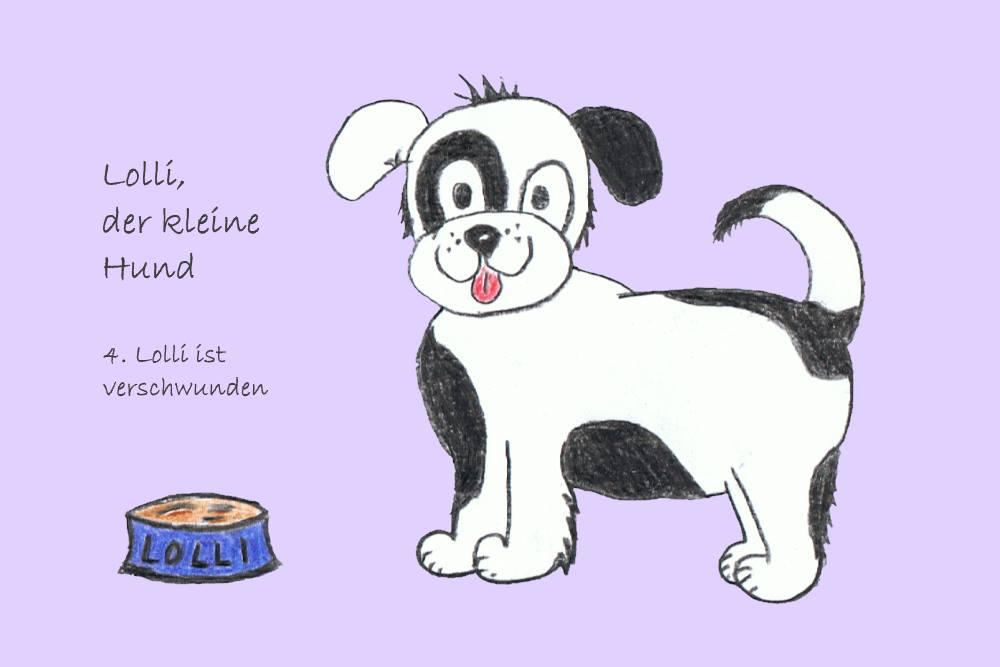 Freitextkatze: Lolli, der kleine Hund 4